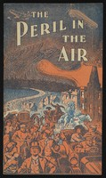 view The peril in the air / The Peps Co.