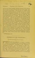 view Pemphigus of the conjunctiva / von Prof. Dr. Wicherkiewicz.