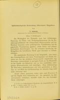 view Ophthalmoskopische Beobachtung cilioretinaler Blutgefässe / von Dr. Schleich.