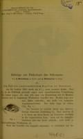 view Beiträge zur Pathologie des Sehorgans / von J. Hirschberg.