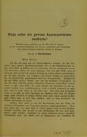 view Wann sollen wir gewisse Augenoperationen ausführen : Wandervortrag, gehalten am 28 Juli 1892 in Aussig, in der Generalversammlung der Section Leitmeritz und Umgebung des Central-Vereins deutscher Aertze in Böhmen / von Hermann Kuhnt.