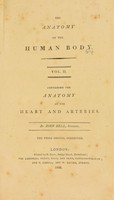 view The anatomy of the human body / [John Bell].