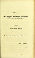 view Drei chirurgische Abhandlungen, über die plastische Chirurgie des Celsus, über organische Verwachsung, und den in das Fleisch gewachsenen Nagel / von Eduard Zeis.