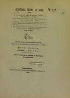 view Thèse présentée et publiquement soutenue à la Faculté de médecine de Montpellier, 1840 / par N.-Fr. Demortain.