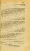 view De la brachydactylie et de l'hyperphalangie chez l'homme / par H. Leboucq.