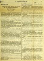view Un cas d'hémophilie sporadique / par Marcel Labbé.