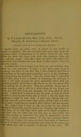 view Pericarditis / by T. Lauder Brunton.