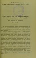 view Ueber einen Fall von Amyloid-Kropf / von Prof. Freiherr von Eiselsberg.