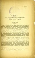 view Ueber Sehnerven-Erkrankung bei Gehirnleiden (Hydrops vaginae n. optici) / von W. Manz.