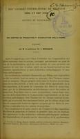 view Congrès international de médecine Paris, 2-9 Aout 1900. : Section de neurologie Des centres de projection et d'association chez l'homme. / rapport par M. le Professeur Dr. v. Monakow de Zurich.