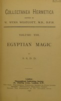 view Egyptian magic / by S.S.D.D.