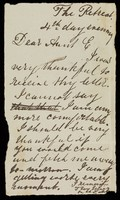 view Papers relating to Margaret Ann Latchmore