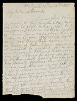 view Papers relating to Frances (Fanny) Smith