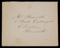 view Papers relating to Ann Bennett