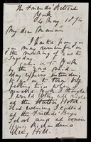 view Papers relating to Edward Richardson