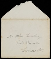 view Papers relating to Timothy Lindley