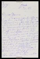 view Papers relating to Leonard William Shirley