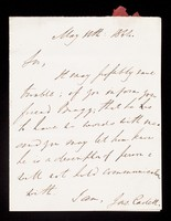 view Papers relating to James George Cadell