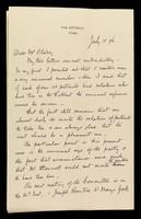 view Papers relating to Joshua Robinson Blakey