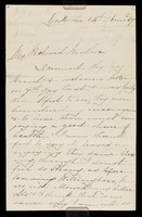 view Papers relating to Eliza Payne