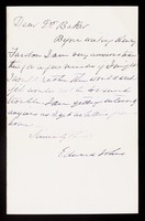 view Papers relating to Edward Bastion Johns