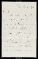 view Papers relating to Charles Gratton Heald