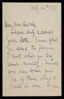 view Papers relating to Mary Reiche