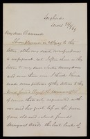 view Papers relating to Barnard Rickman
