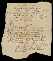 view Papers relating to Sarah Elizabeth Fisher