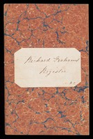 view Papers relating to Richard Graham