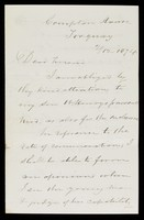 view Papers relating to William Henry Horniman
