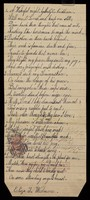 view Papers relating to Thomas Wedmore