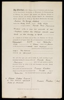 view Papers relating to Sarah Ann Lawrence