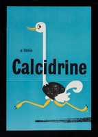 view A little Calcidrine goes a long way to treat a bad cough.