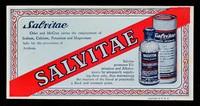 view Salvitae : Osler and McCrae advise the employment of sodium, calcium, potassium and magnesium salts for the prevention of acidosis.