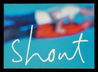 """view Shout : It's your shout. No one mentioned condoms : """"I just assumed he must have HIV too."""" : """"I assumed he was HIV negatibve like me."""" : Assume nothing / Terrence Higgins Trust."""