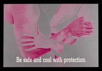 view Be safe and cool with protection / Blackliners.