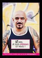 view Moi, je suis IPERGAY. Et vous? : pour le savoir, rendez-vous sur le site www.ipergay.fr / IPERGAY, un essai ANRS.