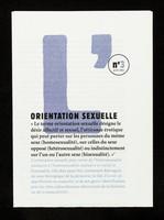 view L'orientation sexuelle / Crips Île-de-France.