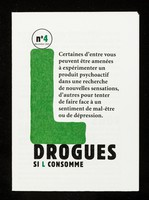 view Drogues : si L consomme / Crips Île-de-France.