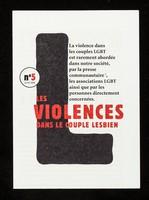 view Les violences dans le couple lesbien / Crips Île-de-France.