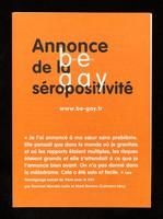 view Annonce de la séropositivité : be gay : bien être / Crips Île-de-France.