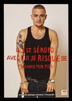 view Il est séropo : avec lui je risque de prendre mon pied : préservatif, dépistage, traitement... c'est possible / Crips Île-de-France.