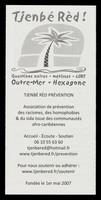 view Tjenbé Rèd! : Questions noires - métisses - LGBT - outre-mer - Hexagone / Tjenbé Rèd Prévention, association de prévention des racismes, des homophobies & du sida issue des communautés afro-caribéennes.