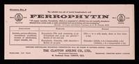 view The colloidal iron salt of inositol hexaphosphoric acid : Ferrophytin.