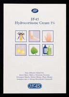 view Hc45 Hydrocortisone Cream 1% : fast, effective relief for: insect bites, mild to moderate eczema, detergent hands, nickel allergy, plant allergy, irritation due to strong household chemicals.