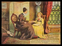"""view What the Princess (afterwards Queen) Victoria said to her governess. : """"I see I am nearer the throne than I thought. Now, many a child would boast; but they don't know the difficulty. There is much splendour, but there is more responsibility."""" and the Princess gave me her hand, saying, """"I will be good."""" Baroness Lehzen, the Queen's governess."""