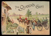 view The Queen's gift.