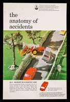 view The anatomy of accidents. No.2, Incident in a country lane.