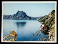 view Butazolidin an effective antirheumatic : Lake of Lugano abd San Salvatore (Switzerland).